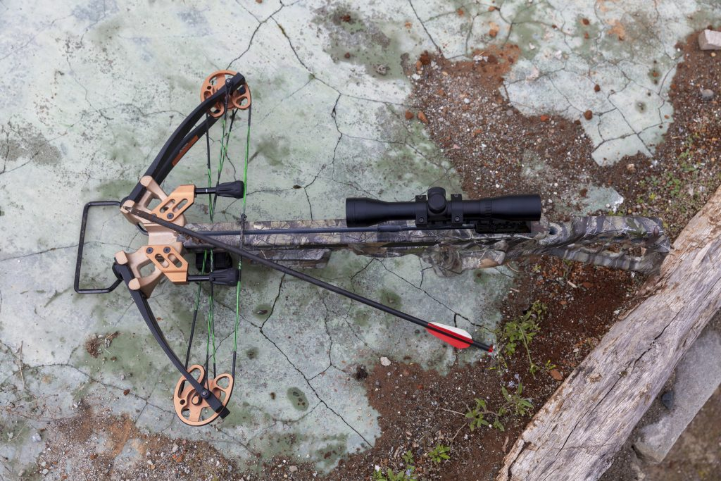 Crossbow for deer hunting