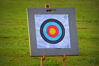 accurate crossbow target