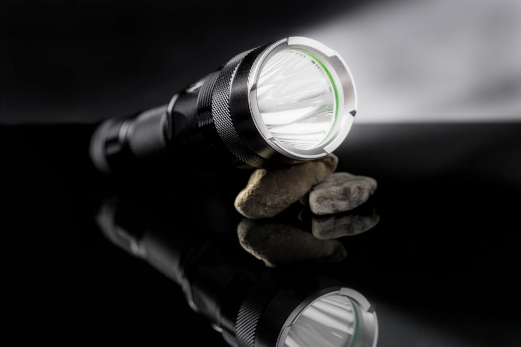 Flashlight-powerful-hunting