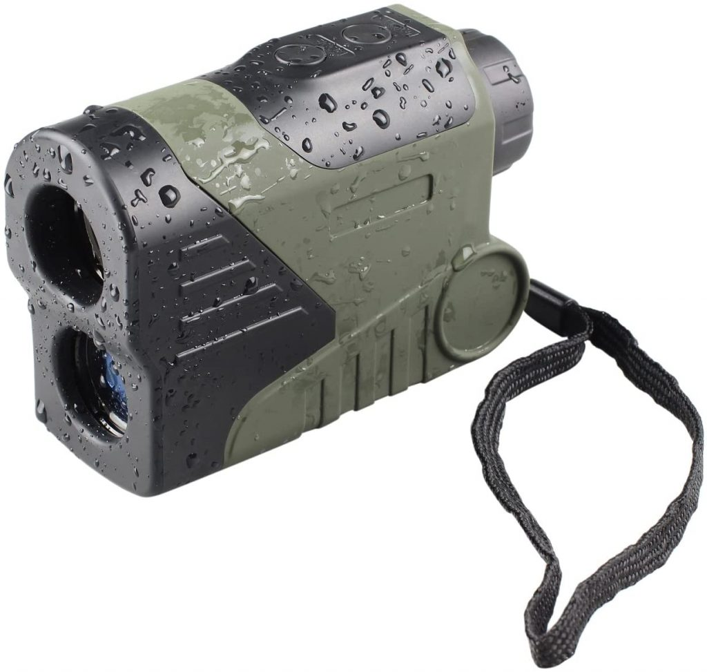 Luna Optics Laser Rangefinder